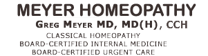 Meyer Homeopathy